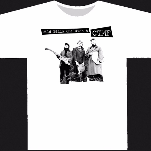 CTMF - CTMF - Something's Missing Inside T-Shirt