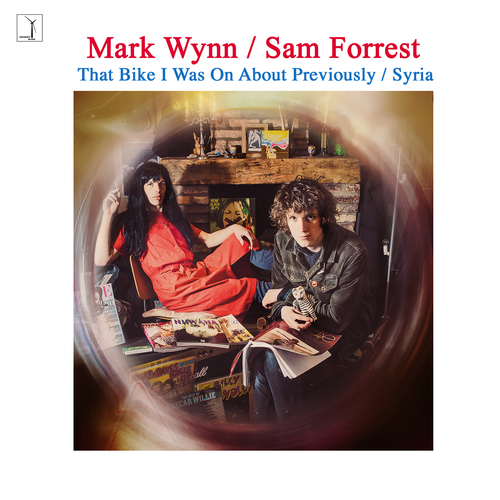 Mark Wynn and Sam Forrest - That Bike I Was On About Previously / Syria