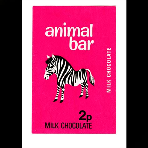 Animal Bar - Zebra