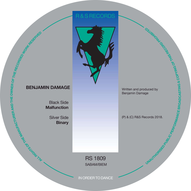 Benjamin Damage - Malfunction