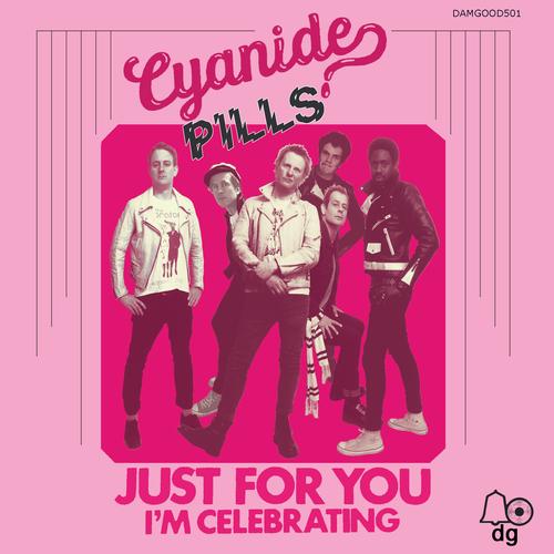 Cyanide Pills - Just For You  -  Black Vinyl
